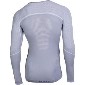 UYN Visyon UW LS Shirt Herre wild grey/nude/avio